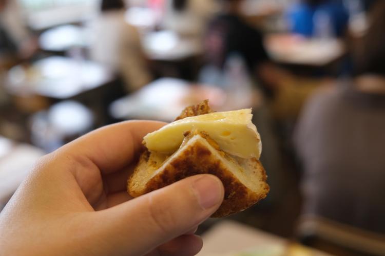 「すごいパン×ずるいチーズ」ベスト6! ~池田浩明さん「ずるいチーズ」ワークショップ報告