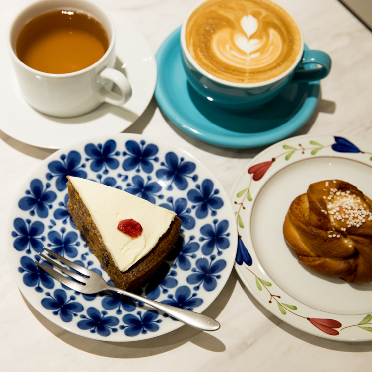 スウェーデン式のお茶の時間を生み出すファクトリー「FIKAFABRIKEN(フィーカファブリーケン)」