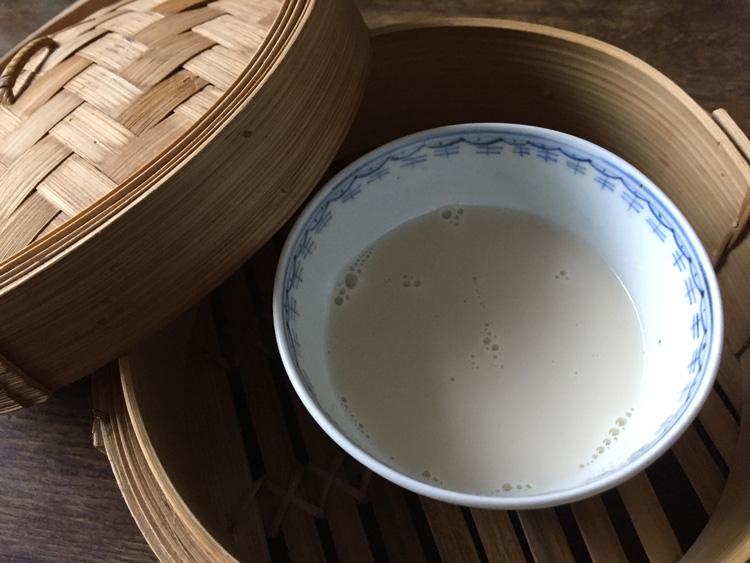《パリの外国ごはん そのあとで。》作り方は簡単! 朝ごはんに食べたい豆腐スープ/BEST TOFU