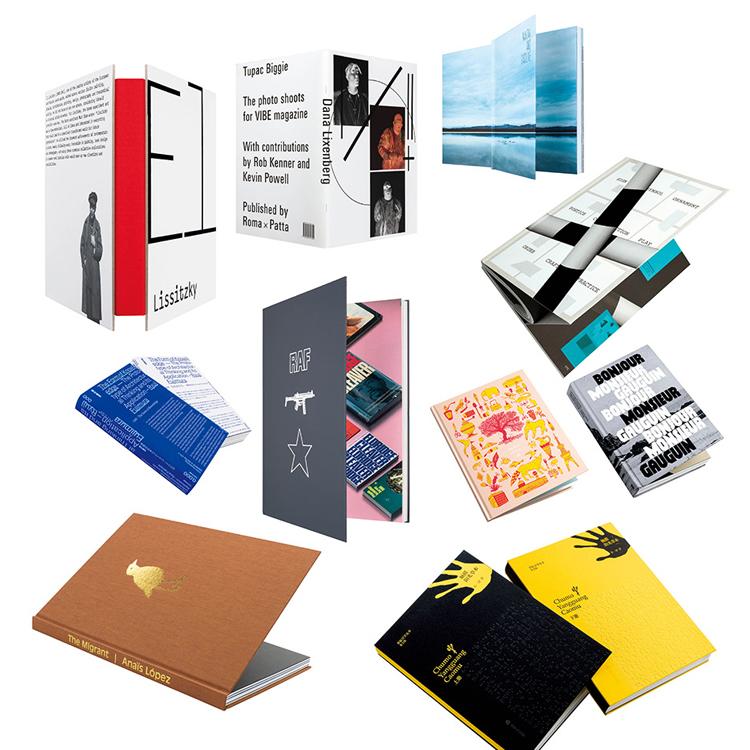 世界最高峰の美しい本が集結 「世界のブックデザイン 2018-19」