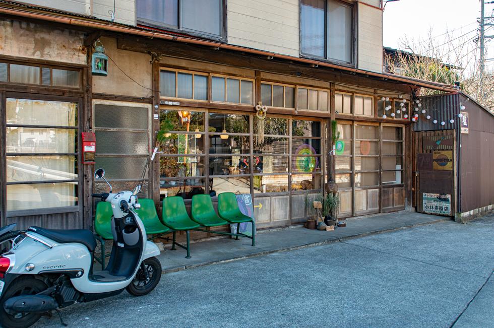 浄明寺エリアに生まれた、パラダイスアレイの新工房「今此処(イマココ)商店」
