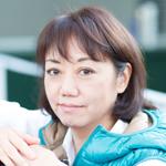 「鉄板焼き 高見」の豚焼きそば 御喜美江さん