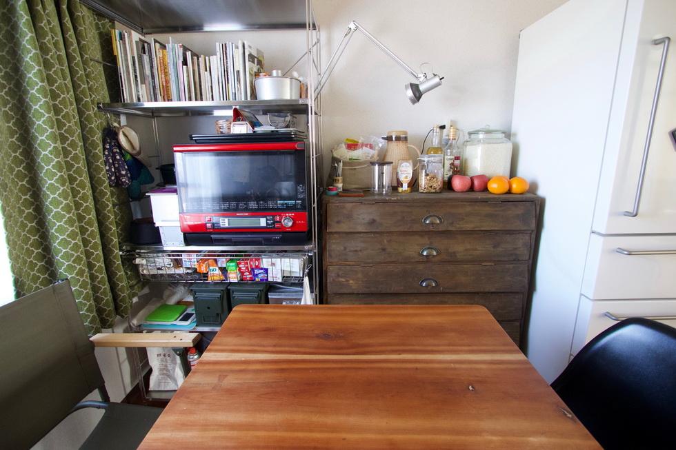 番外編<松本の台所 2>ギター製造と新しいふたり暮らし