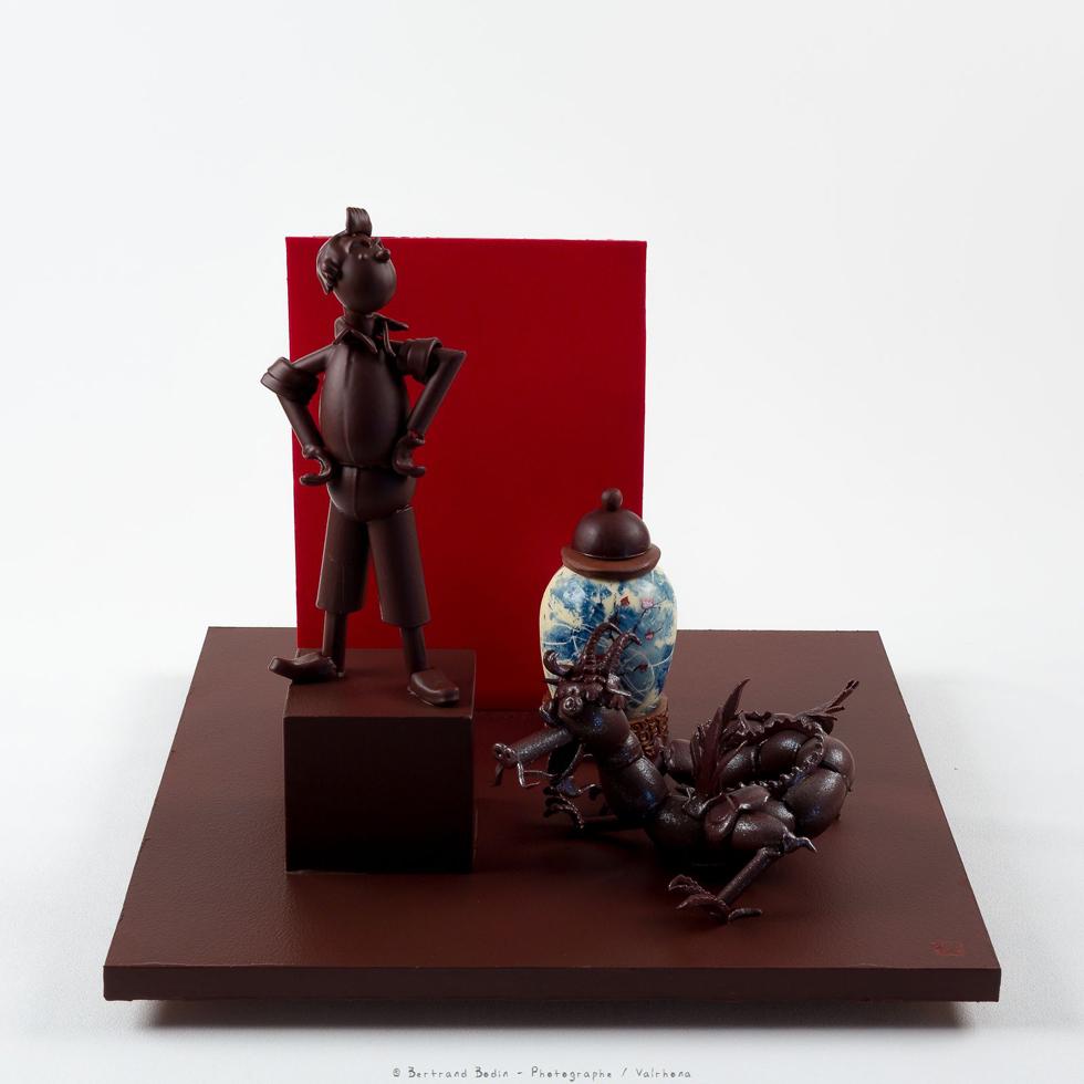 眺める? 食べる? フランスのチョコレート・アート展「INFLUENCES」& チョコレートを10名様に