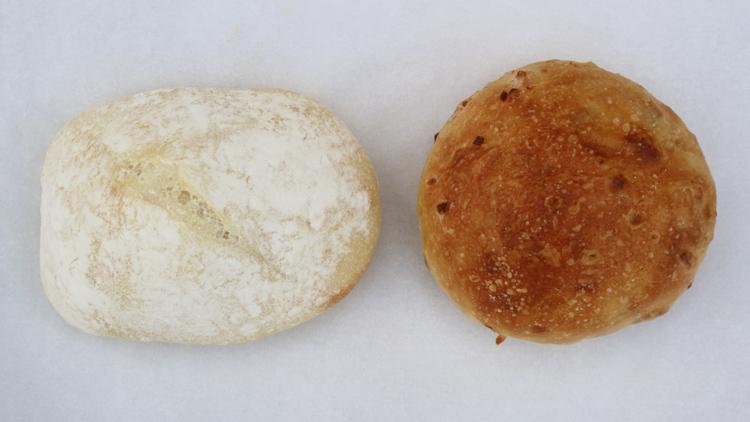 カレーは引き立て役。三口目からもっとおいしくなるカレーパン/ottoパン
