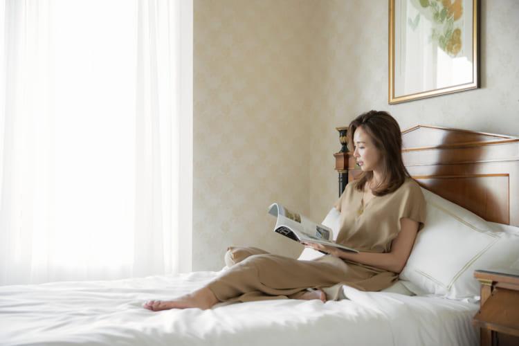 """◆28日(金)◆モデル・SHIHOさんが語る、美と健康を保つ""""眠り""""の習慣"""