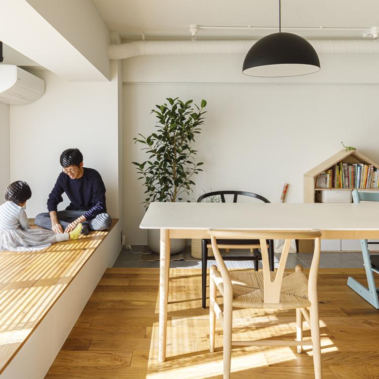 """""""子ども目線""""で楽しいリノベーション。成長に応じて変化する家【傑作選】"""