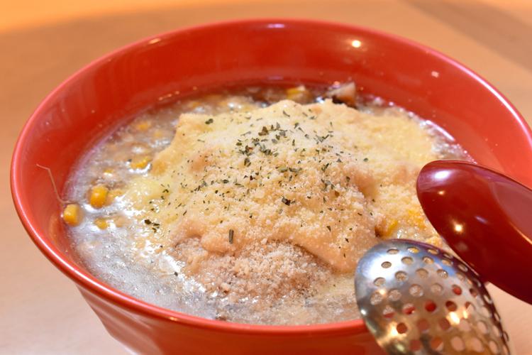 「北海道恵比寿」の北海道濃厚リッチチーズ味噌 猪狩ともかさん