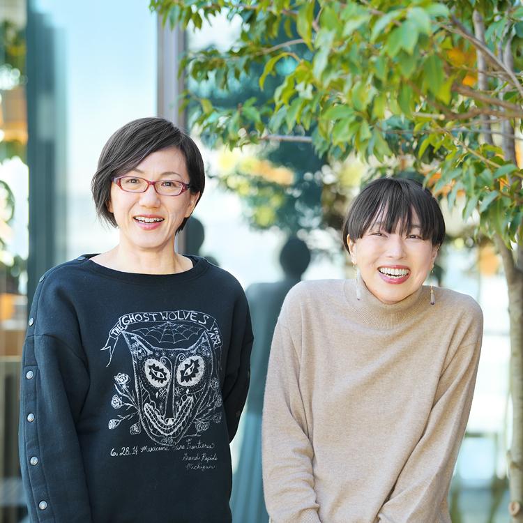 荻上直子監督×笹川美和さん「集中して、費やして、犠牲にするものがあって。苦しい思いをしないとダメなんです」