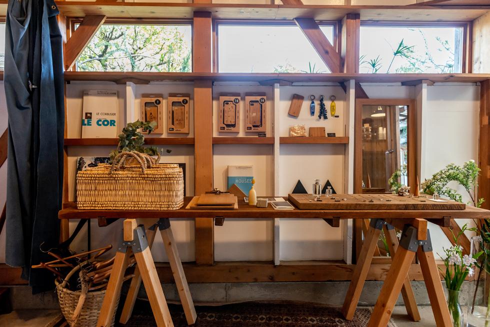 日々の暮らしの大切なものを、こつこつと カフェ&ショップ「SUMIYOSHIYA」