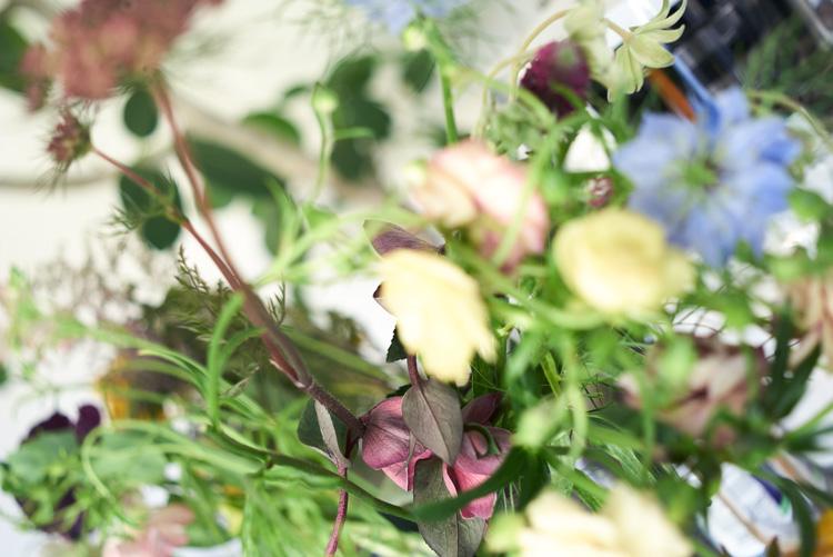 #19 花がくれるチカラ。