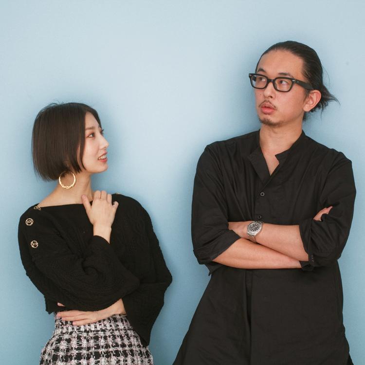 佐藤健寿×飯島望未「自分のスタイルを確立していくより、いつまでも柔軟でいたい」