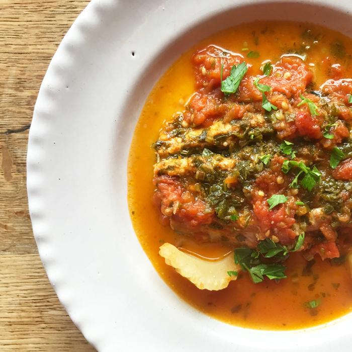 《#ステイホーム  きょうのレシピ 》エスニックの香り漂う、イワシのスパイス煮