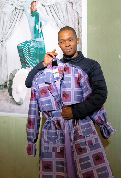 アフリカ勢、パリに新風 デザイナー3人に聞く