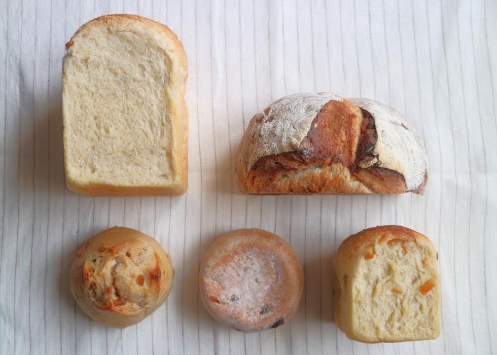 ネット通販で味わえる、未知のパン体験。首都圏の名店3軒