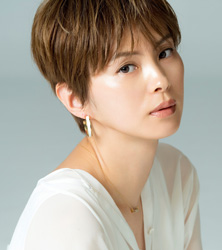 息子たちとの時間の合間に、自宅で簡単にできるケアを ファッションモデル 今宿麻美さん
