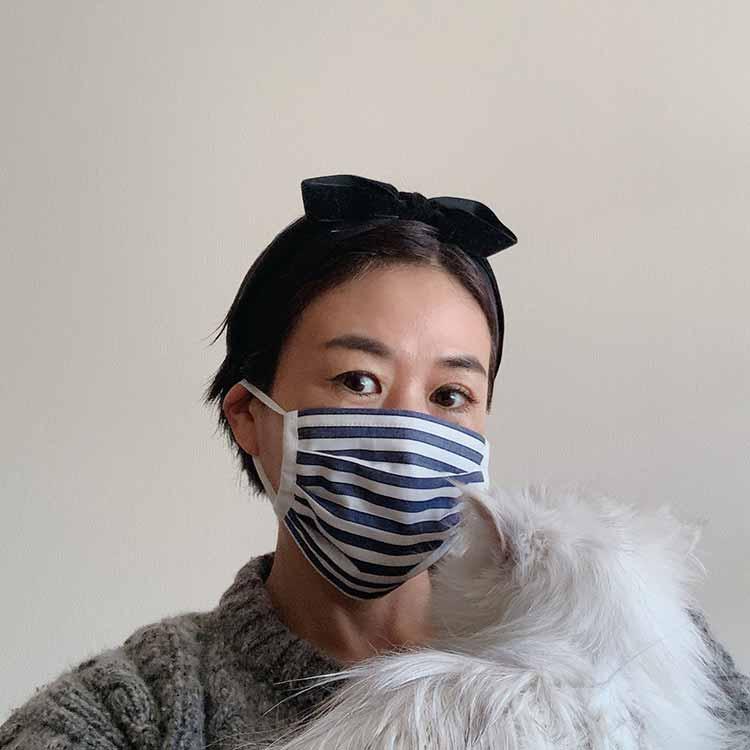 おこもりだからこそできる入念なメンテナンス メイクアップアーティスト 早坂香須子さん