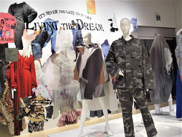 次の時代の方向を示す「写真とファッション 90年代以降の関係性を探る」展