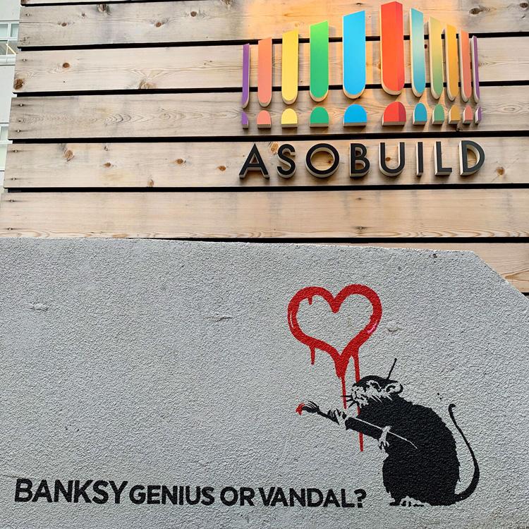 【招待券プレゼント】『バンクシー展 天才か反逆者か』謎めくアーティストの展覧会が再開