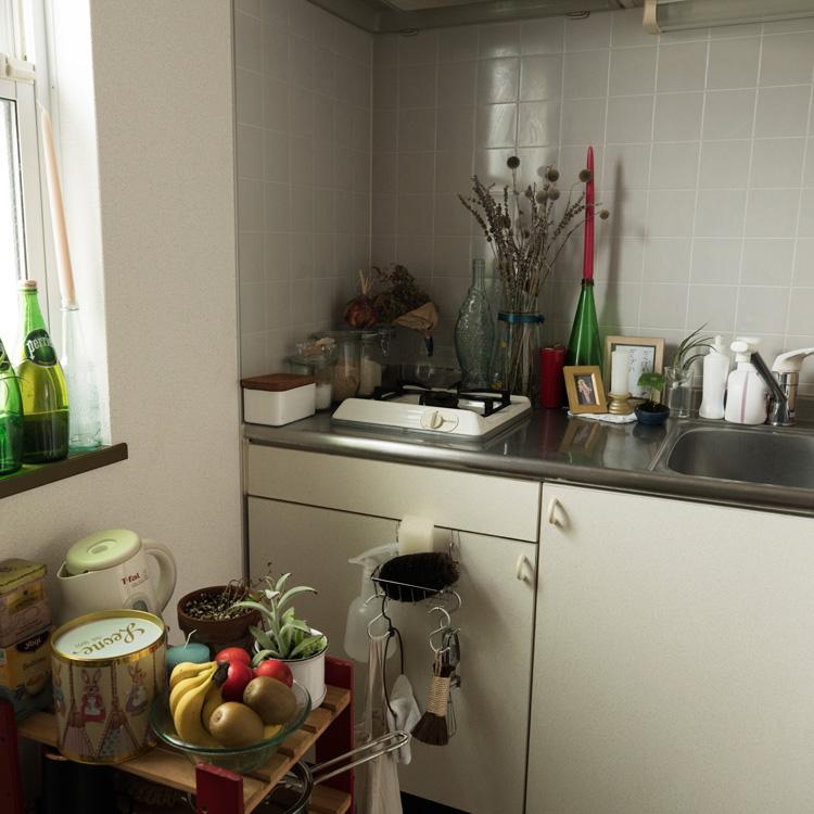 〈211〉台所は不調に備えて自分を整えておく場所
