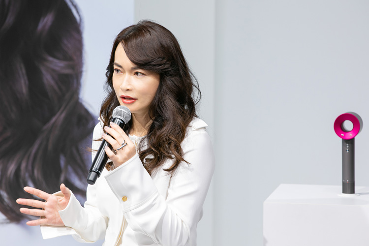 自分を愛するために、モノに頼ることも大切 長谷川京子さんが「自分はダイヤモンド」と信じ続けられる理由