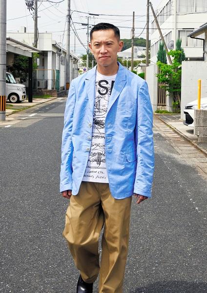 コムデギャルソンが東京でメンズショー 「希望を生む強さ」メタルに込めて