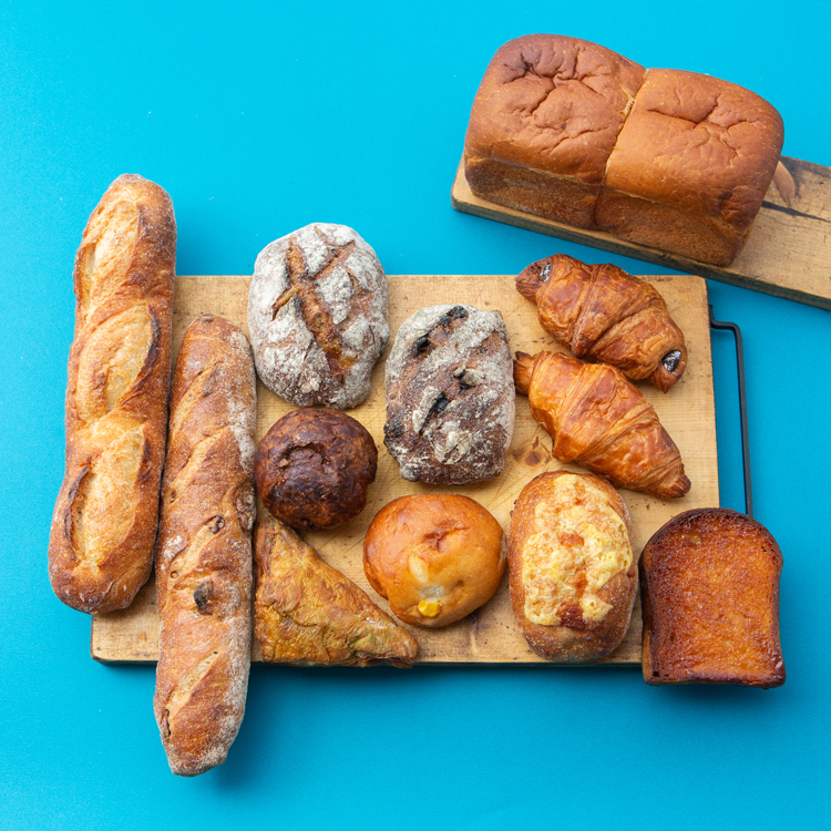 パンの名店、通販サイトに集結。「麦フェス2020」はオンラインで