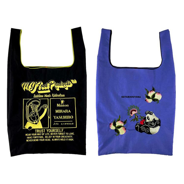 マイバッグは生活の必需品 ケイタ・マルヤマ、リミ・フゥなど6ブランドとコラボレーション