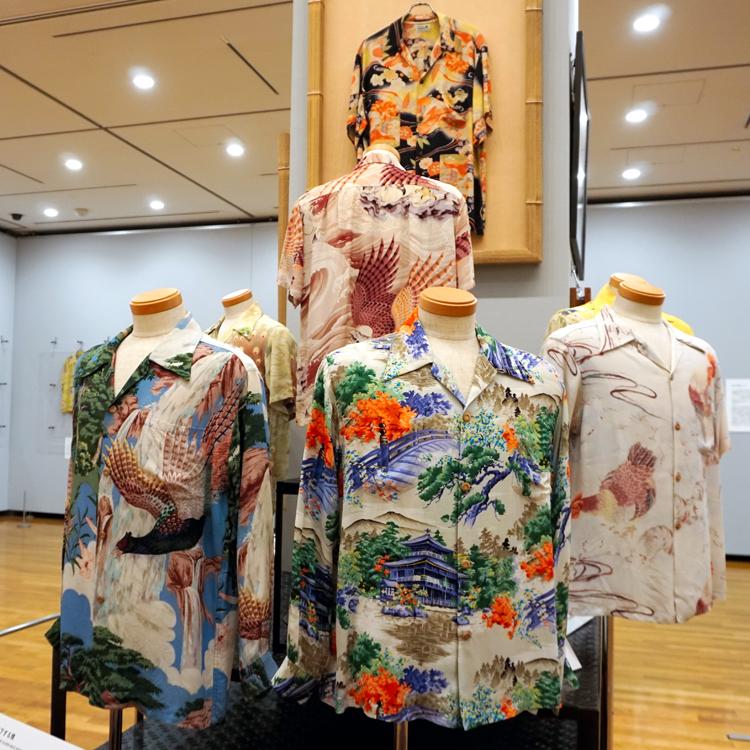 「着るアート」アロハは楽園への扉 神奈川・茅ケ崎で展覧会