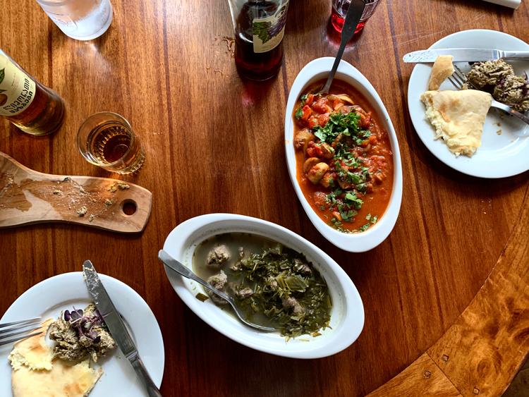 初めてなのに、懐かしい味。ヨーロッパもアジアも感じる、ジョージア料理/Colchide