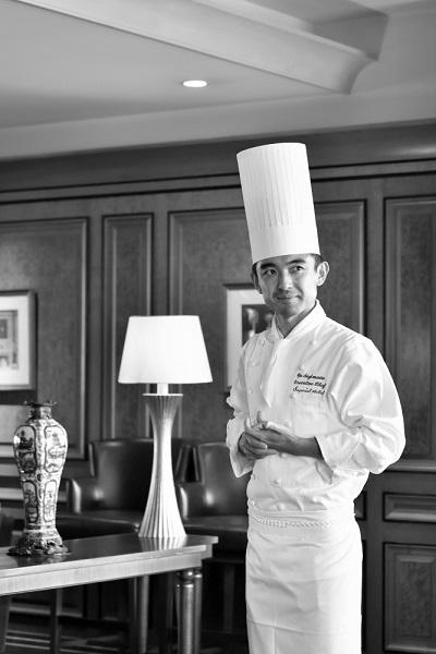 コロナを機に、伝統の「バイキング」を刷新 帝国ホテル 東京料理長・杉本雄さん