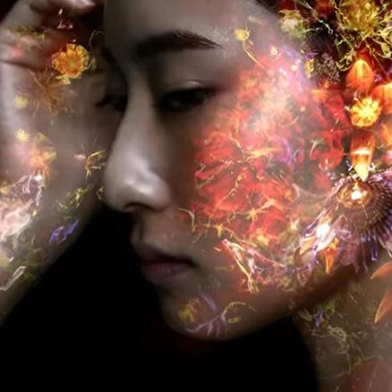 フラワーアーティスト・東信が動画で表現する、目に見えない「生命の美しさ」