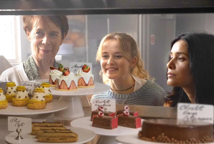 おいしいひとときを召し上がれ! 映画「ノッティングヒルの洋菓子店」劇場鑑賞券をプレゼント