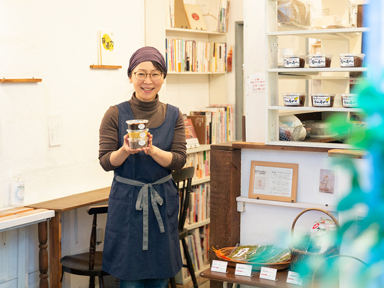 料理本カフェが味噌の店になった理由 「miso汁香房」