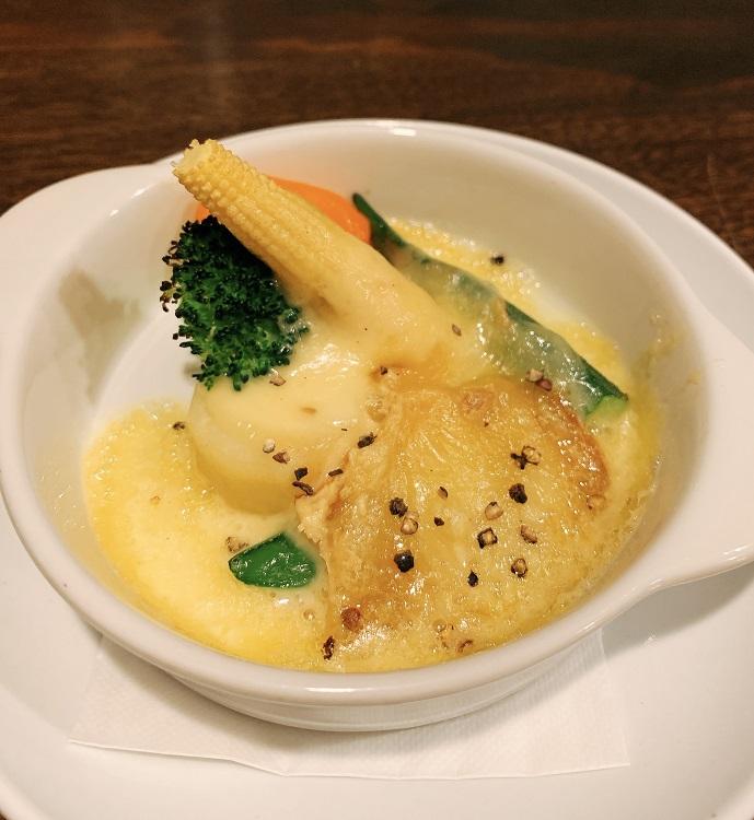 冬のごちそう とろ~りクリーミーなチーズ「モン・ドール」