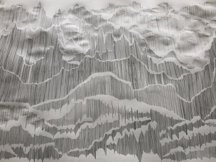 動き出すモノクロの直線。ふと蘇った、ルーツ青ヶ島の大自然