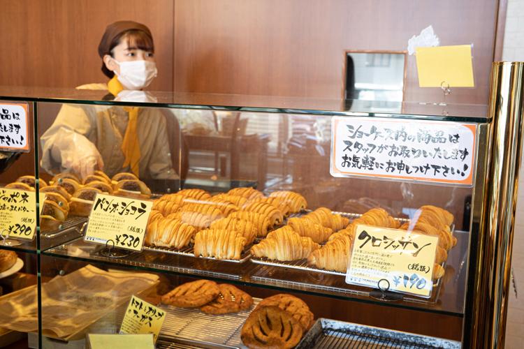 これぞ「軟体パン」! お米好きをも虜にする、山形の地産地消の結晶/地ぱんgood -TOTSZEN terroir-