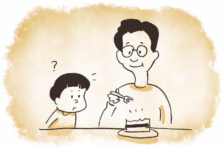 末っ子の私だけ知らない、イチゴにまつわる家族の優しいウソ