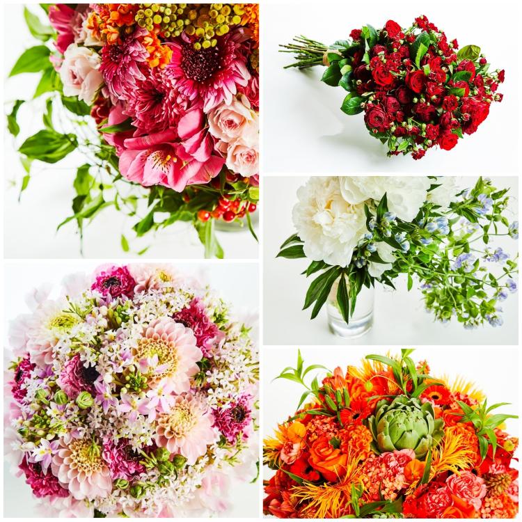 東信さん 花を贈り、花を飾る―― 人がそこに込める、確かな思いを感じた 読者へ特別なミニブーケを