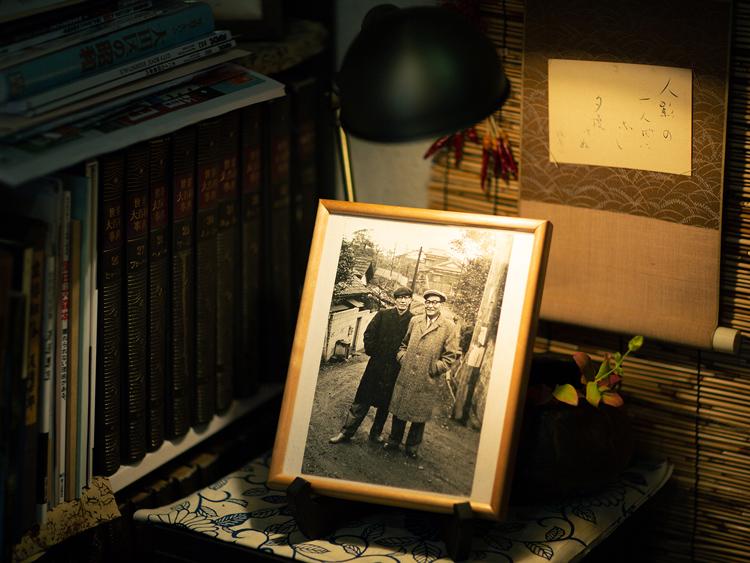 古書店主だった父の足跡を追って 「昔日の客」