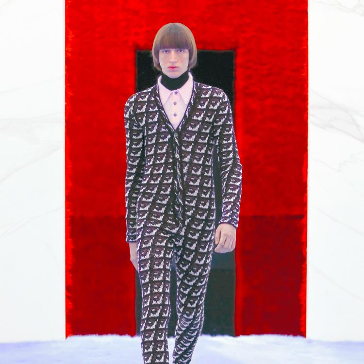 わきあがる感情に寄り添う 2021年秋冬ミラノ・メンズコレクション