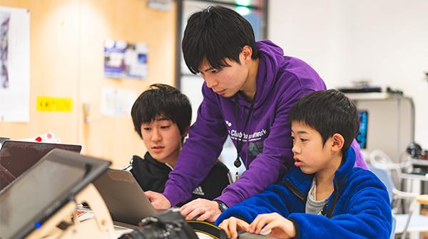 デジタル教育が人をつくる 石川・加賀での取り組み