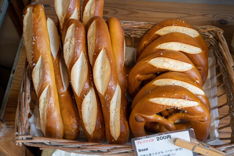 しっとりやわらかライ麦パン。先入観を覆す、ドイツ仕込みの職人技/ショーマッカー