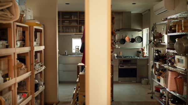 1人暮らしで家を建てる。5年ぶりにあの人の台所へ