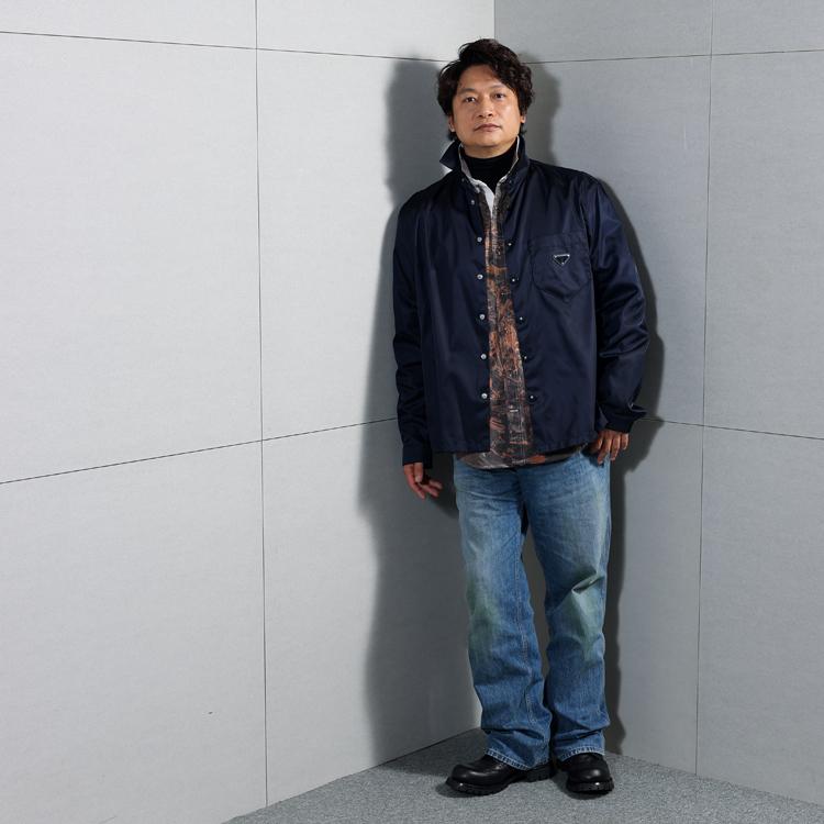 「何着よう」がもっと大事に ミラノ・ファッションウィーク配信、ナビゲーター香取慎吾さん