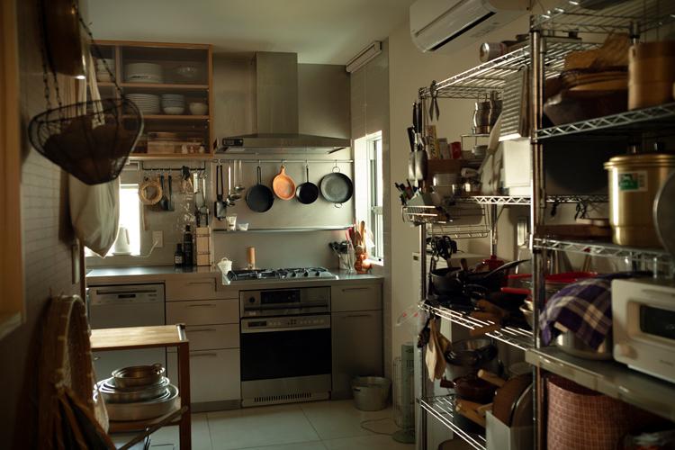 〈226〉5年ぶりに訪ねたあの人の台所