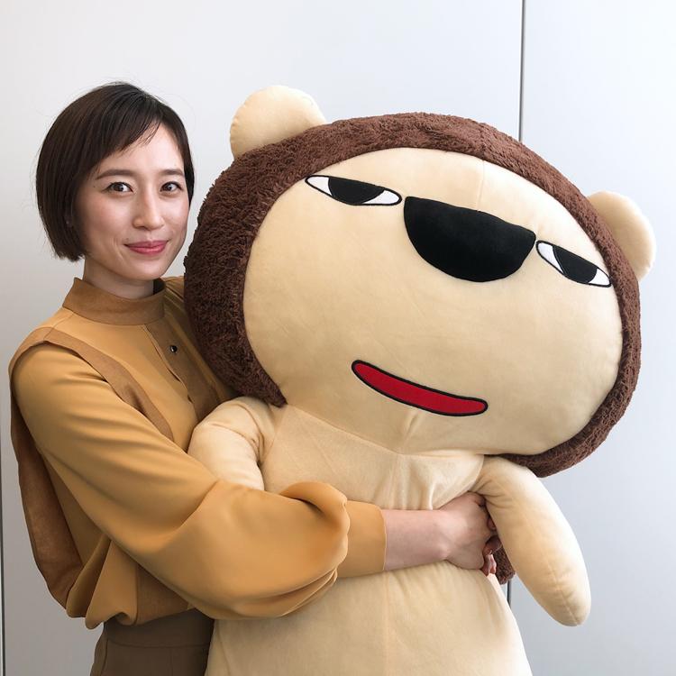 馬淵優佳さん「キラキラした自分を見せたい」 MBS新番組「よんチャンTV」に出演