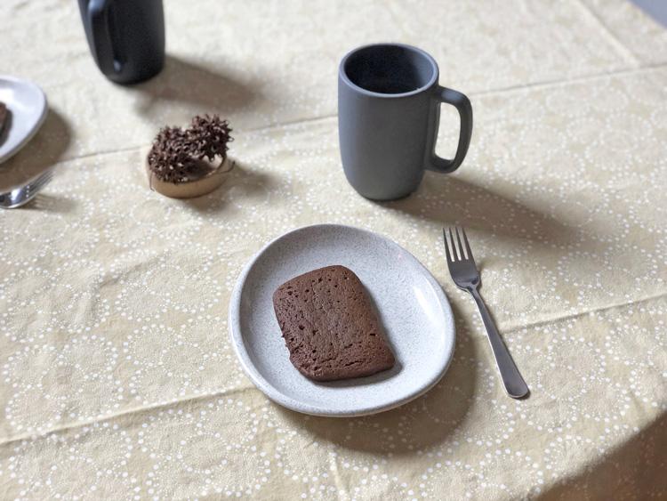 つつましい暮らしの甘い愉しみ、モラセスクッキー