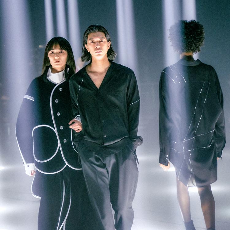 新しい風、らしさ全開 夜明けへ、次代へ、手を携えて 21年秋冬東京コレクション閉幕