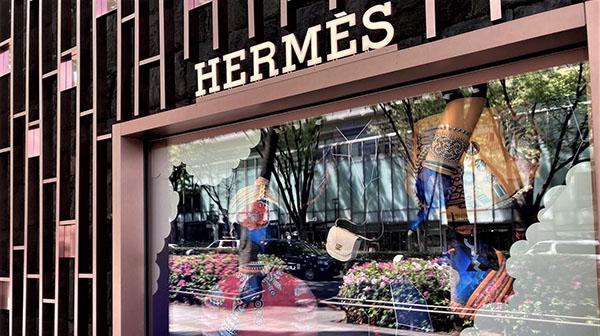 エルメスの新店、東京・表参道店が示すこととは?